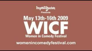 Scientist Phone Call: Women In Comedy Festival 2009