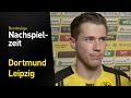 Erik Durm im Interview | BVB - Rasenballsport Leipzig 1:0