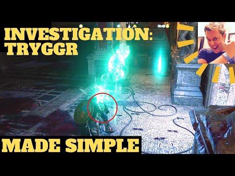 Assassins Creed Valhalla: Walls &  Shadows Investigate Tryggrs Murder All Steps Investigation Lunden