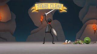 Stickman Adventure #1 (스틱맨의 모험 #1)