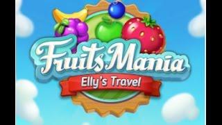 Игра Фрутомания: путешествие Элли три в ряд на Андроид
