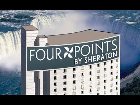 Four Points By Sheraton Niagara Falls Fallsview - Niagara Falls Hotels, Canada