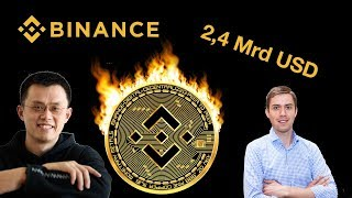 Binance Coin (BNB) Update - Team verzichtet auf 2,4 Mrd. US Dollar 🔥