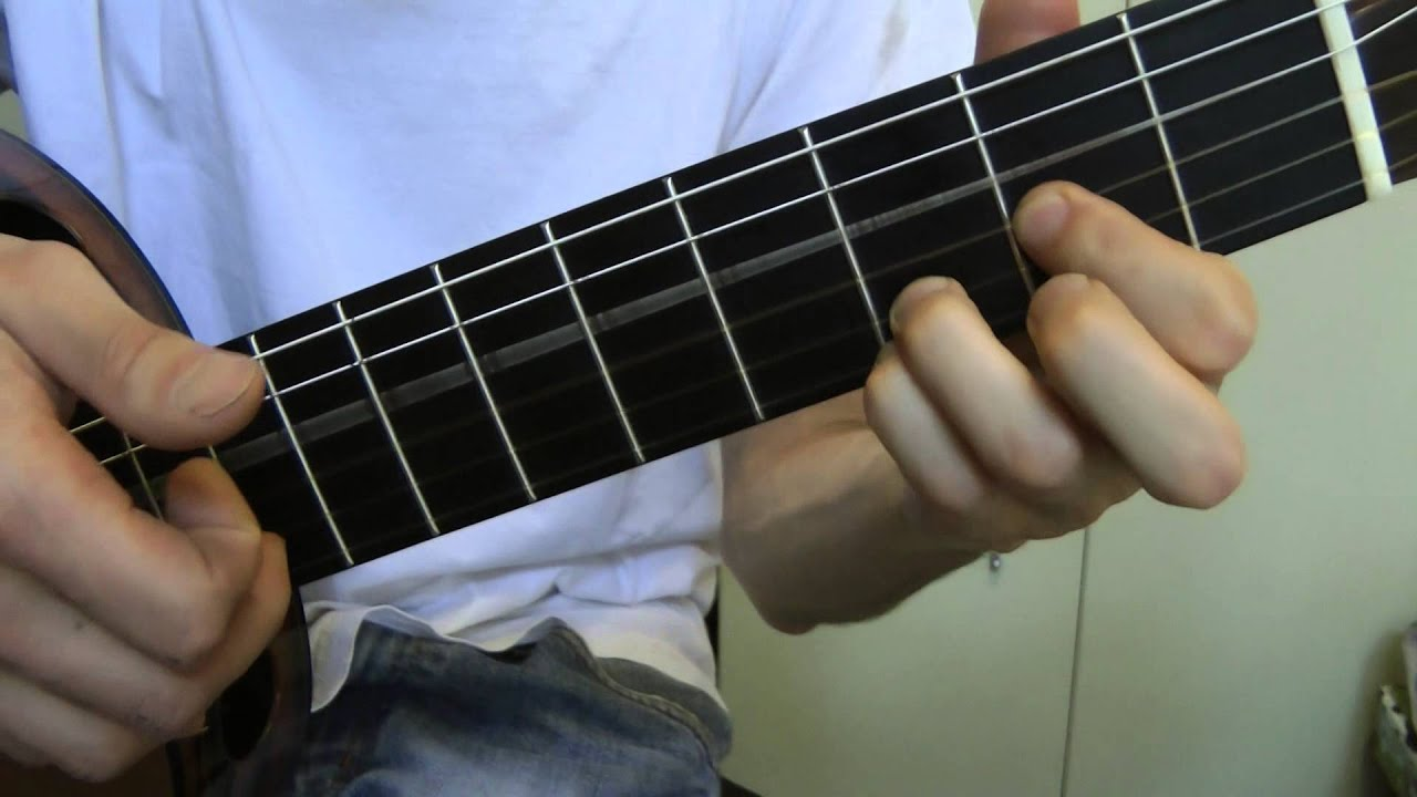 Cours de guitare...1 2 3 Goldman Guitare