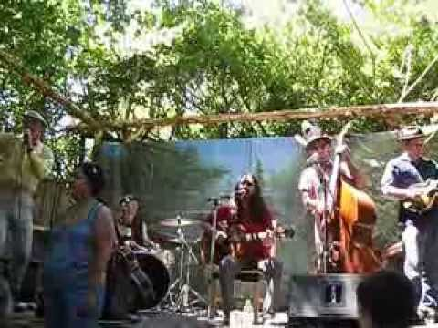 Chris Chandler at Oregon Country Fair featuring Paul Benoit