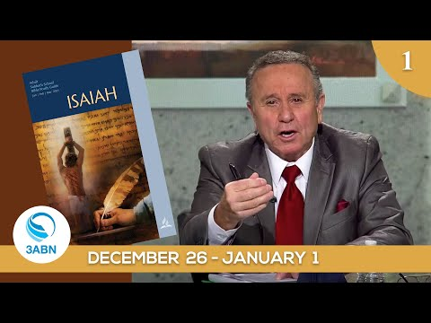 Crisis of Identity | Sabbath School Panel by 3ABN - Lesson 1 Q1 2021