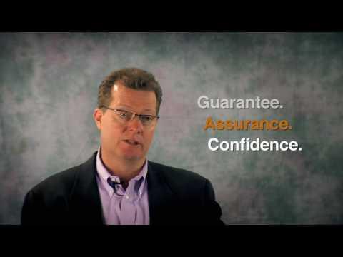Outcome Certainty - Gordon Brooks, CEO, Symphony Services