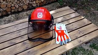 HUSQVARNA Ochranná prilba pre prácu v lese 042eb794f2e