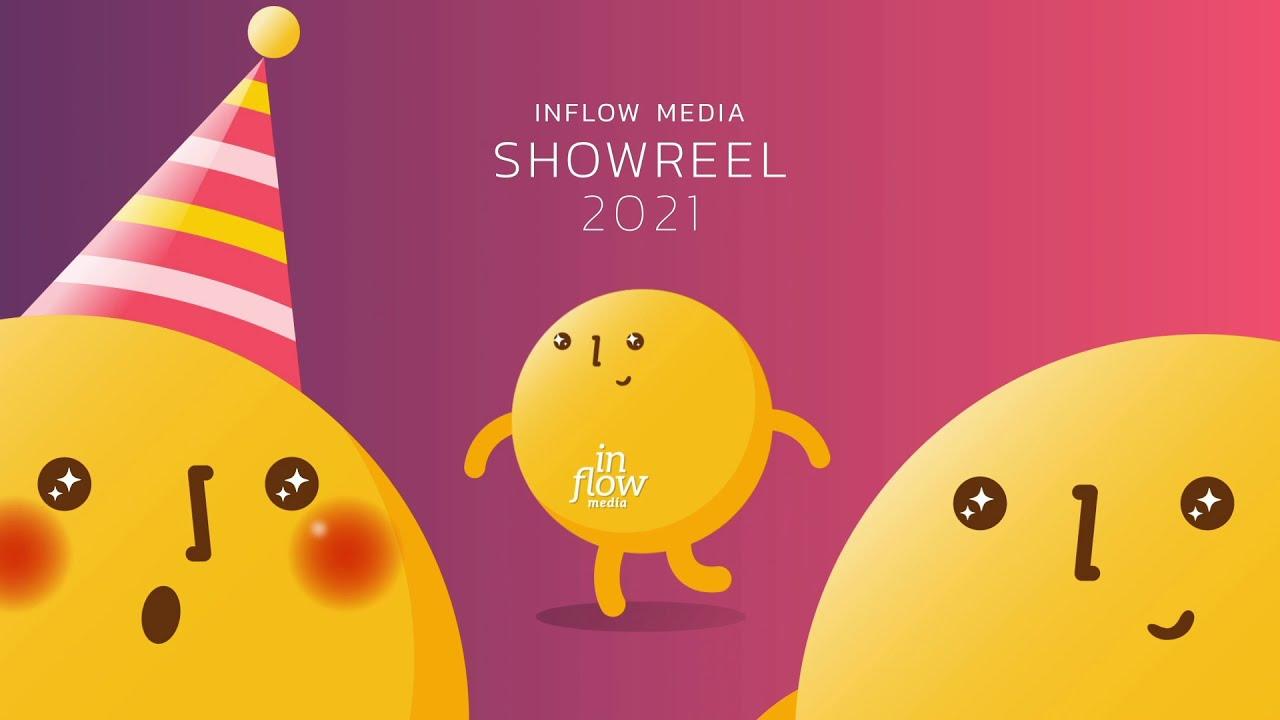 Inflow Media Showreel 2021