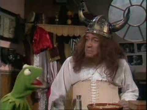 Peter Sellers on the Muppet Show