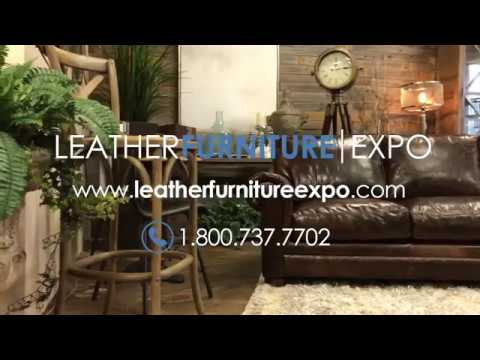 The Sedona From Leather Furniture Expo