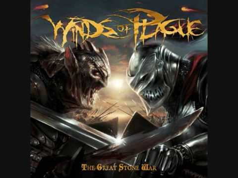 Winds of Plague - The Great Stone War - Chest And Horns