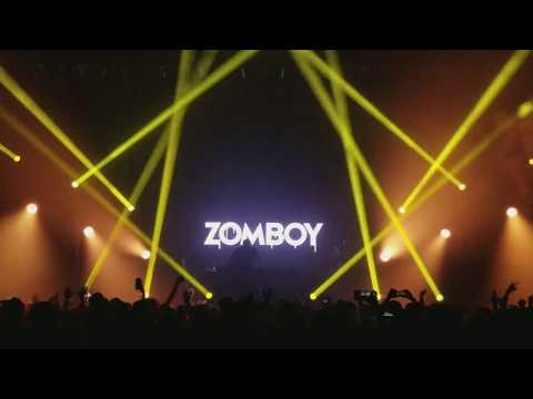 Zomboy - Live @ Myth - Minneapolis, MN 11/11/2017