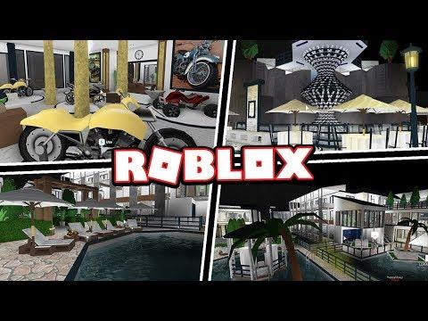 THE CALSLEY ESTATE - $3,000,000 MEGA MANSION | Subscriber Tours (Roblox Bloxburg)