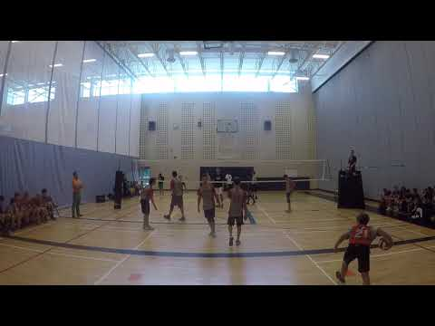 JR BOYS '17: Exhibition Game vs. Garth Webb, FULL