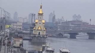 На Почтовой площади в Киеве