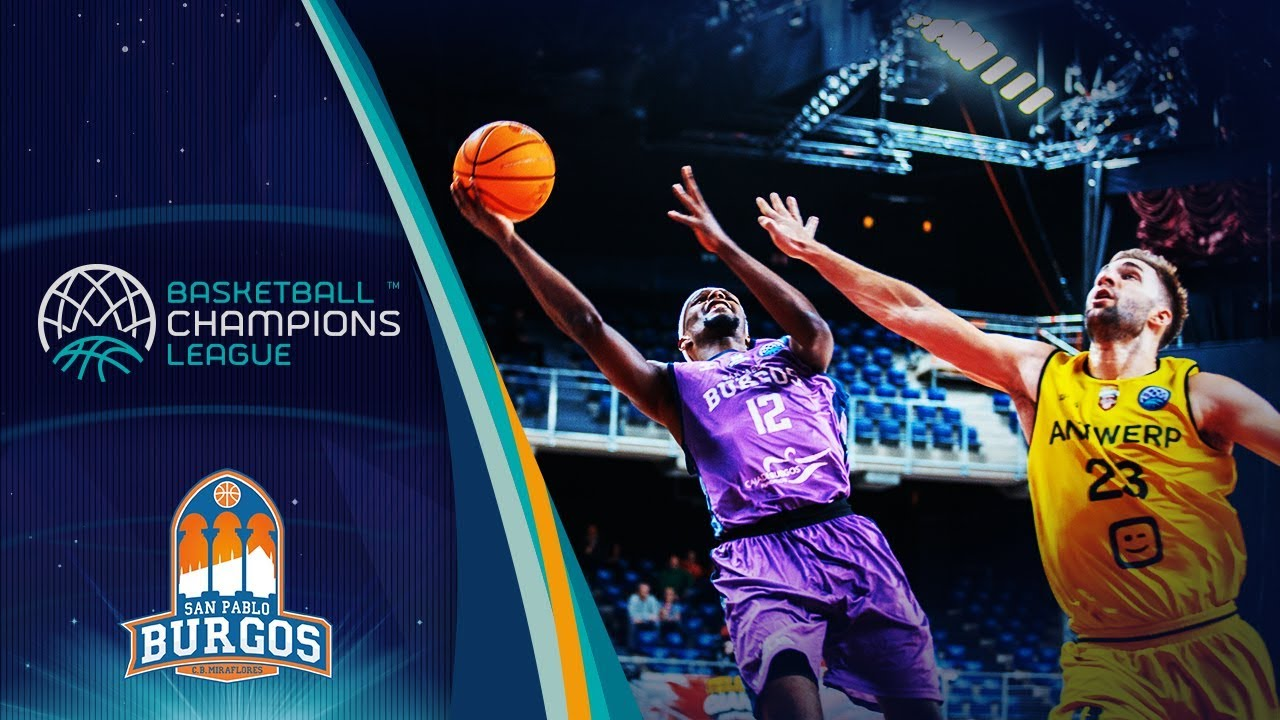 San Pablo Burgos - Best of Regular Season | Basketball Champions League 2019