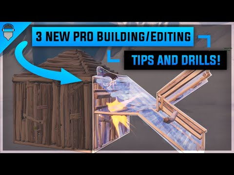 3 *NEW* Advanced Build/Edit Tips In Fortnite! Staying Ahead Of The Curve