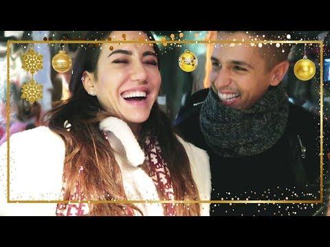 Visiting Santa Clause, What Could Go Wrong? #Vlogmas 4   Tamara Kalinic