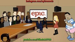 Epik Karikatür @Epic_Records x @MikeRobBYOB
