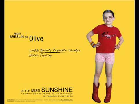 The Winner Is - Little Miss Sunshine soundtrack