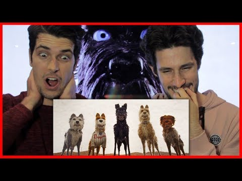 ISLE OF DOGS Full online Reaction & Review