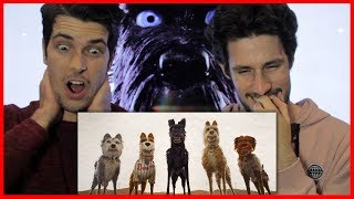 ISLE OF DOGS Trailer Reaction & Review