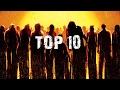 TOP 10 DES JEUX DE SURVIE AVEC ZOMBIES !