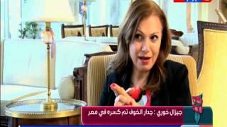 إعلامية لبنانية تعاتب الصحافة المصرية