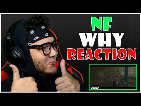 🔥🔥 REACTION!! 🔥🔥 NF - WHY