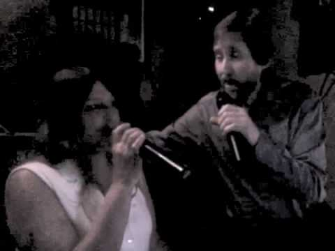 Schenectady Karaoke 10/10 Lounge  june 08 2009