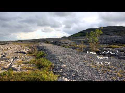 Irish Famine Video - Atlas of the Great Irish Famine-  book