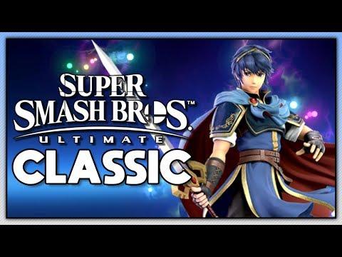 Super Smash Bros. Ultimate - Classic | Marth thumbnail