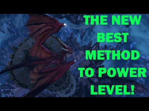 Neverwinter - THE NEW BEST / FASTEST METHOD TO POWER LEVEL / LEVEL IN NEVERWINTER!