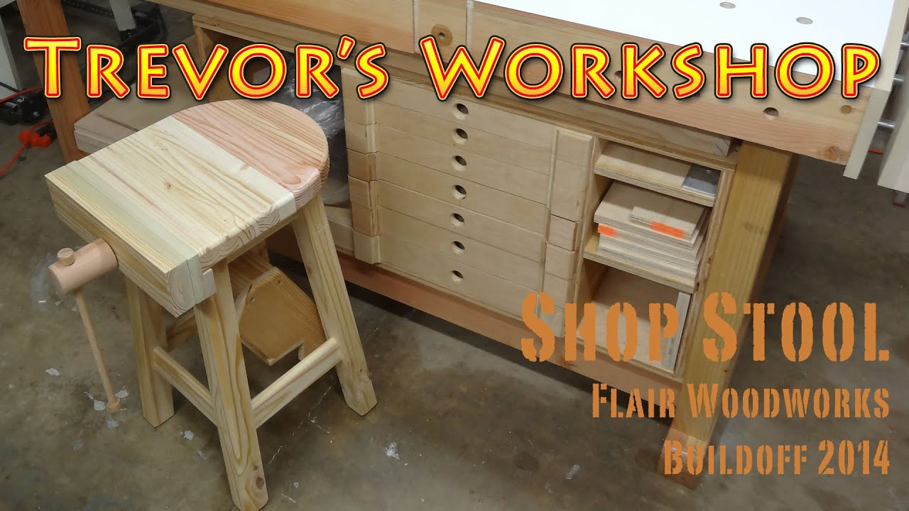 & Flair Woodworks Shop Stool Buildoff - YouTube islam-shia.org