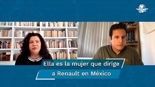 Platicamos con la directora general de Renault en México, quien nos cuenta su estilo de gestión, cuáles son los planes de la marca en nuestro país y cómo enfrenta las críticas a la marca