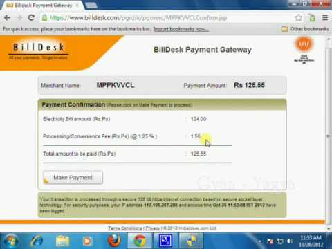 4SBI   ATM cum Debit Card in Hindi  Online Electricity Bill Payment  Part 4