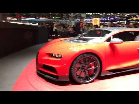 Bugatti Genève - Chiron Sport GIMS 2018