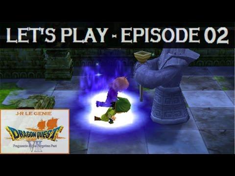 Get [FR] Dragon Quest VII - EP.02 - L'ouverture des portes Screenshots