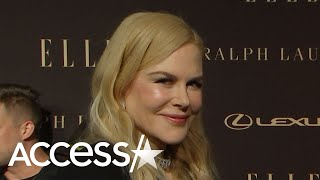 Nicole Kidman Gushes Over Margot Robbie And Charlize Theron: 'Yeah, We're A Threesome!'