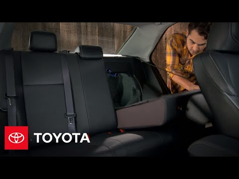 2014 Corolla How-To: 60/40 Spit Rear Seat | Toyota