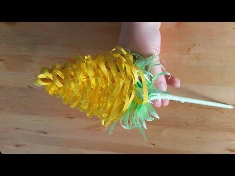Бумажные цветы своими руками. Как сделать простые цветы из бумаги
