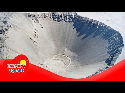 What are Craters - More Grades K-5 Science on the Learning Videos Channel