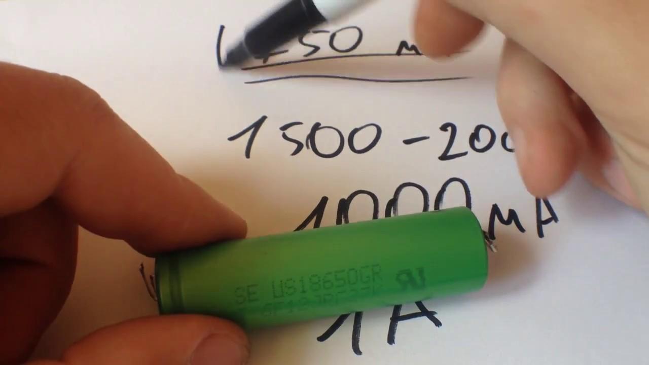 Как правильно заряжать Li-ion аккумуляторы. Параллельное ...