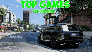 TOP NEW ANDROID GAMES 2018 ! Working without WI-FI & OFFLINE ! (GTA, Call Of Duty, Forza Horizon)