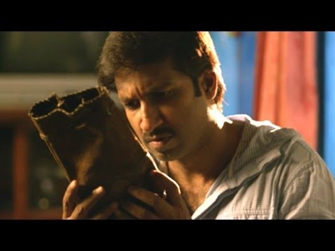 Sahasam Scene - Gowtham Kumar Read To His Grand Father Property - Gopichand, Taapsee Pannu (HD)