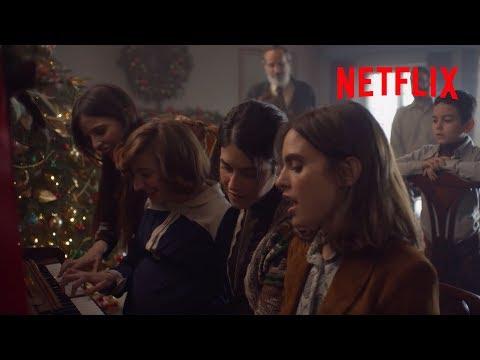 Netflix presenta un adelanto de su nueva miniserie española:Días de Navidad