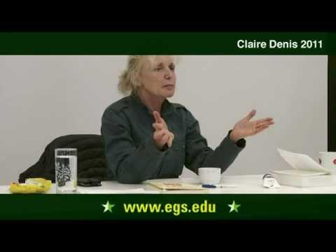 Claire Denis. Script Writing. 2011