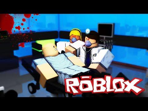 YATIRILDIĞIM HASTANEDEN KAÇIŞ! - Roblox