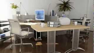 Офисная мебель на заказ. Свежие решения(STATUS - мебель удовольствия http://statusmebli.com/ Создаем качественную корпусную мебель любой сложности под заказ...., 2014-02-03T13:24:04.000Z)